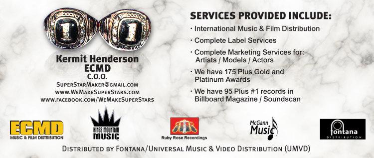 Super Star Maker/ECMD Fontana Universal Music Group