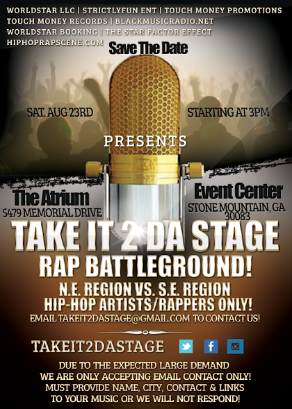 Take it 2 da stage